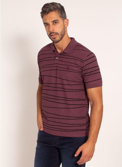camisa-polo-aleatory-masculina-piquet-estampada-line-bordo-modelo-4-