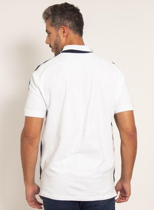 camisa-polo-aleatory-masculina-piquet-recortada-big-golf-branco-modelo-2-