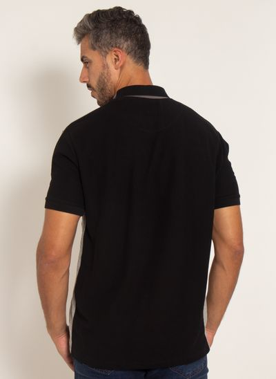 camisa-polo-aleatory-masculina-piquet-recortada-big-golf-preto-modelo-2-