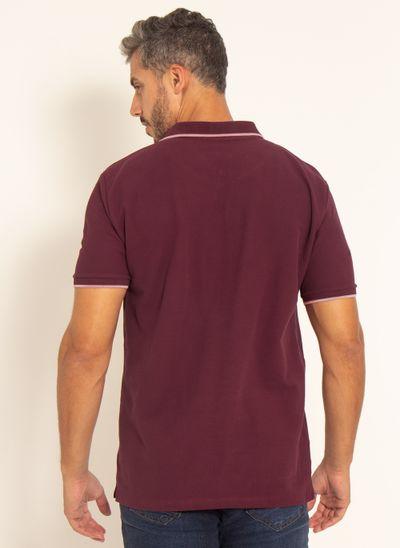 camisa-polo-masculina-aleatory-piquet-overjoy-modelo-bordo-2-