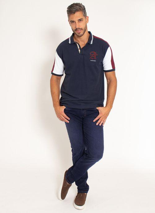 camisa-polo-aleatory-piquet-patch-dot-modelo-marinho-3-
