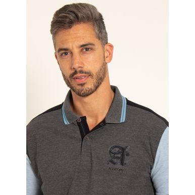 camisa-polo-aleatory-piquet-patch-dot-modelo-chumbo-1-