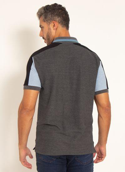 camisa-polo-aleatory-piquet-patch-dot-modelo-chumbo-2-