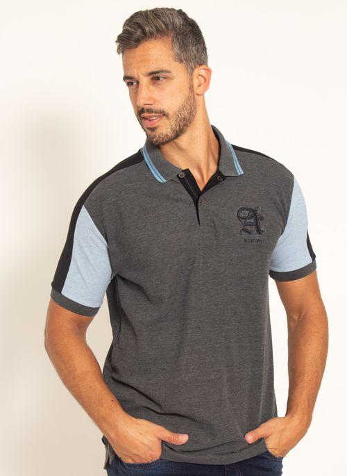 camisa-polo-aleatory-piquet-patch-dot-modelo-chumbo-4-