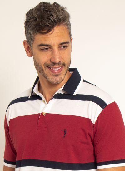 camisa-polo-aleatory-masculina-listrada-deep-modelo-vermelho-1-