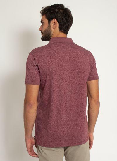 Camisa-Polo-Aleatory-Motion-Jersey-Bordo-Bordo-P