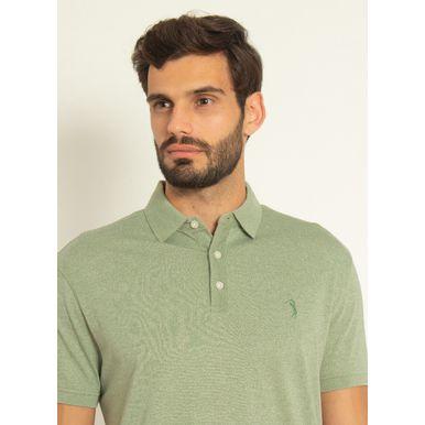 Camisa-Polo-Aleatory-Motion-Jersey-Verde-Verde-P