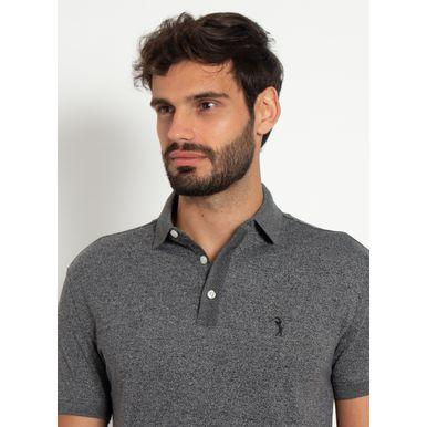 Camisa-Polo-Aleatory-Motion-Jersey-Chumbo-Chumbo-P
