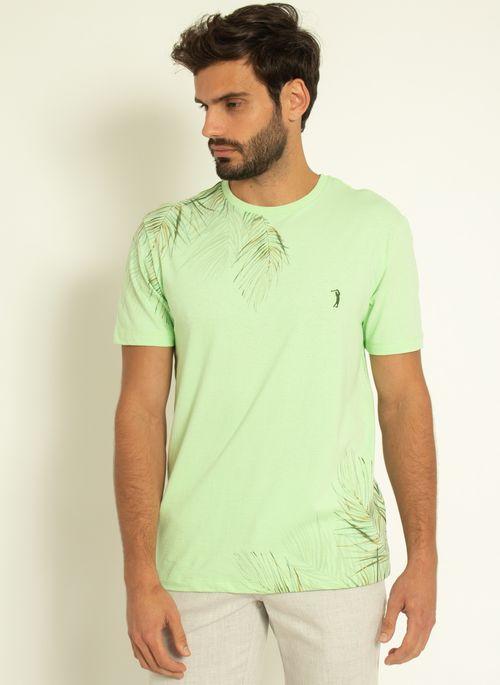 Camiseta-Estampada-Aleatory-Spring-Verde-Verde-P