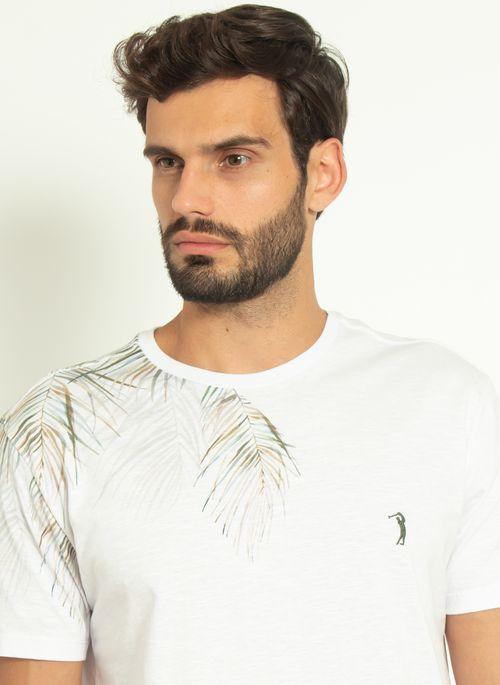 Camiseta-Estampada-Aleatory-Spring-Branca-Branco-P