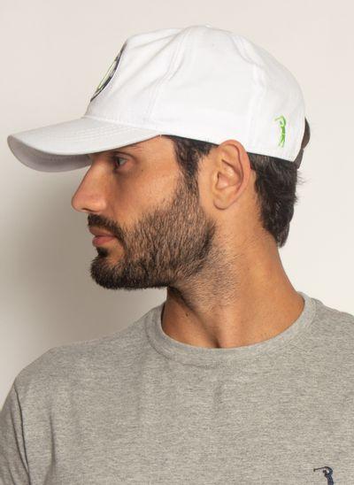 Bone-Aleatory-Golf-Branco-Branco-Unico