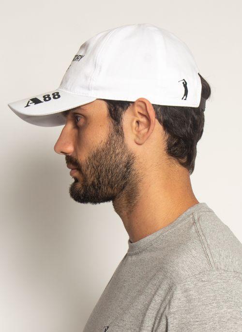 Bone-Aleatory-Classic-Golf-Branco-Branco-Unico