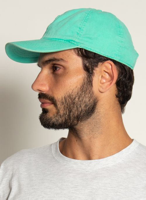Bone-Aleatory-Basico-Verde-Verde-Unico