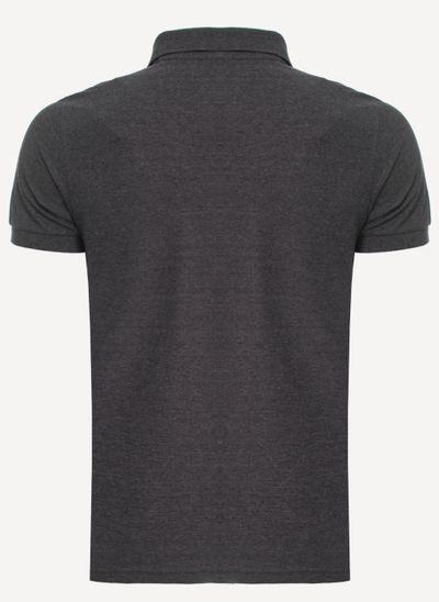 Camisa-Polo-Aleatory-Piquet-Light-Mescla-Chumbo-Chumbo-P