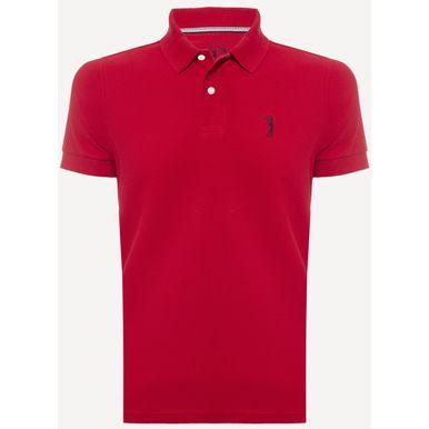 Camisa-Polo-Aleatory-Piquet-Light-Vermelha-Vermelho-P