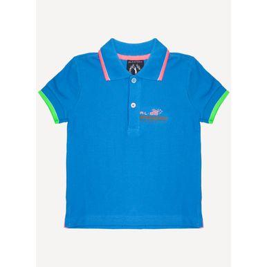 Camisa-Polo-Aleatory-Piquet-Kids-Fluor-Azul-Azul-2