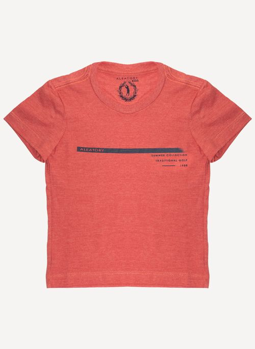 Camiseta-Aleatory-Kids-Estampada-Golf-Laranja-Laranja-2