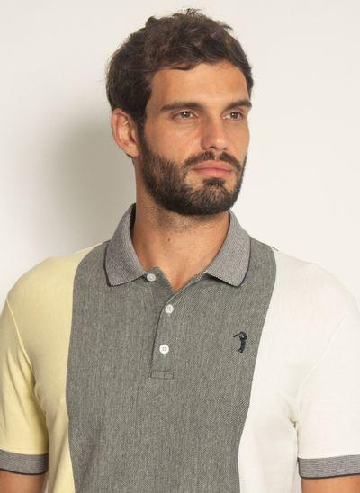 Camisa-Polo-Aleatory-Listrada-Piquet-Binado-Zoom-Branca-Branco-P