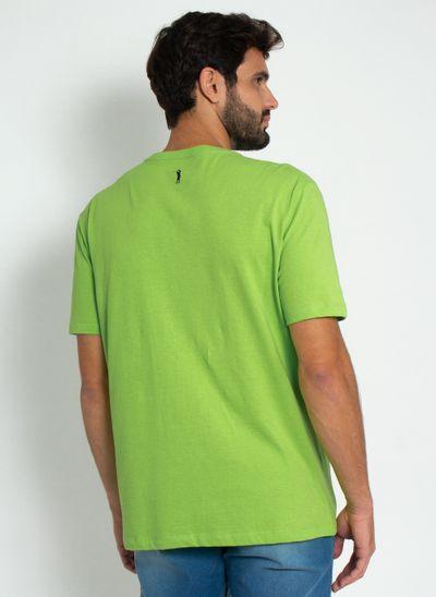 Camiseta-Estampada-Aleatory-Kayak-Verde-Verde-P