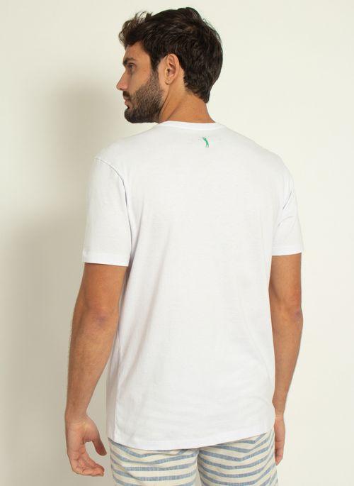 Camiseta-Estampada-Aleatory-Dive-Branca-Branco-P