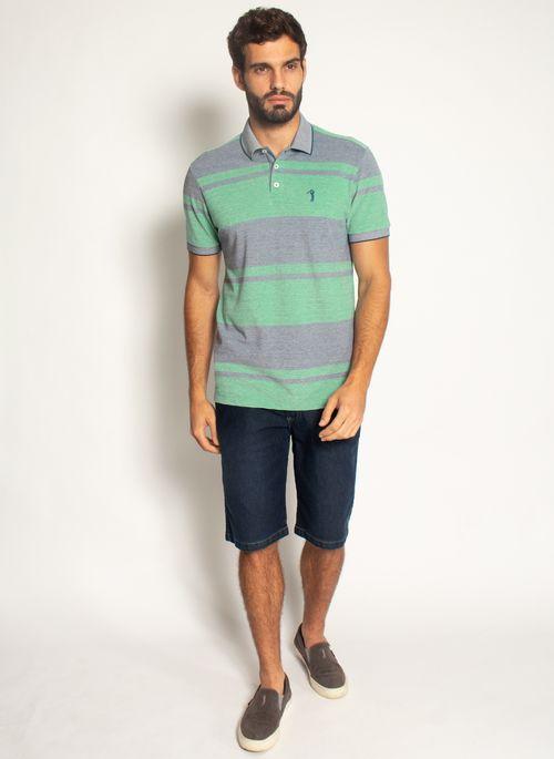 Camisa-Polo-Aleatory-Listrada-Piquet-Binado-Roll-Verde-Verde-P