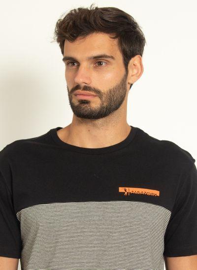 Camiseta-Estampada-Aleatory-Colour-Preta-Preto-P