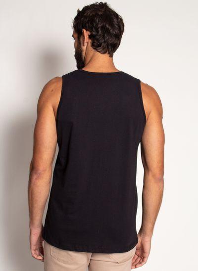 Camiseta-Regata-Aleatory-Basica-Preta-Preto-P