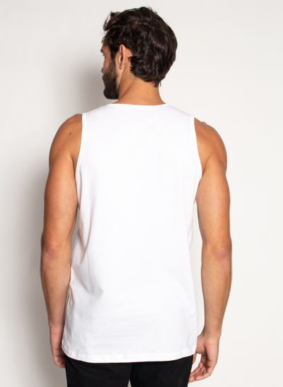 Camiseta-Regata-Aleatory-Basica-Branca-Branco-P