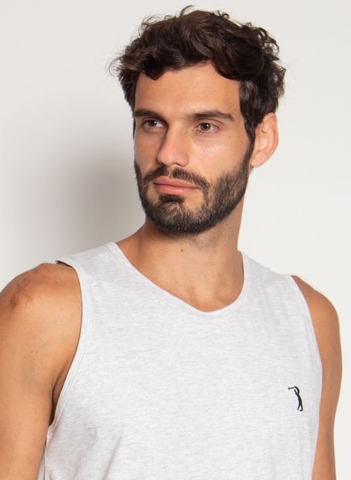 Camiseta-Regata-Aleatory-Basica-Mescla-Cinza-Cinza-P