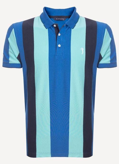 Camisa-Polo-Aleatory-Listrada-Lake-Azul-Azul-M
