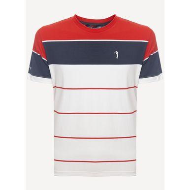 Camiseta-Aleatory-Listrada-Look-Vermelha-Vermelho-M