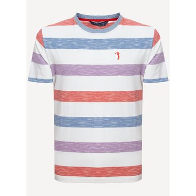 Camiseta-Aleatory-Listrada-Space-Branca-Branco-M