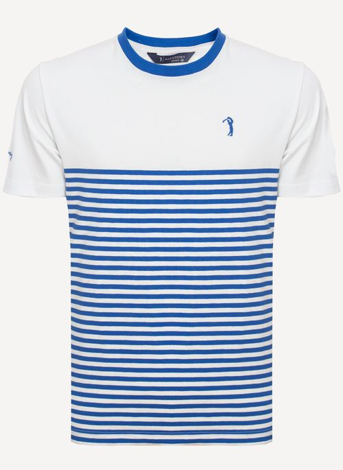Camiseta-Aleatory-Listrada-Sugar-Azul-Azul-M