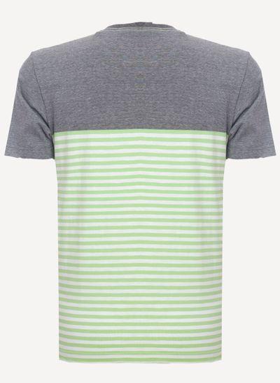 Camiseta-Aleatory-Listrada-Sugar-Verde-Verde-M