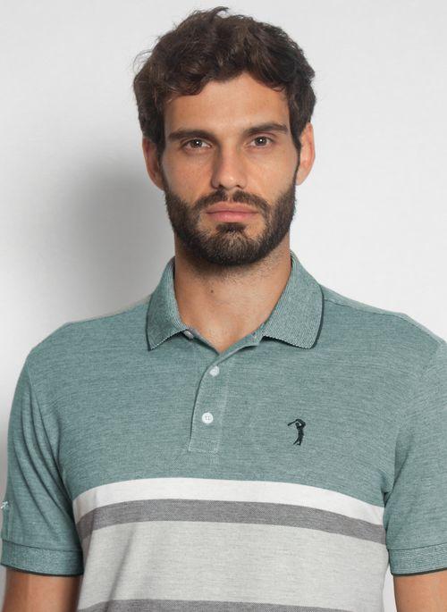 Camisa-Polo-Aleatory-Listrada-Piquet-Binado-Clap-Verde-Verde-M