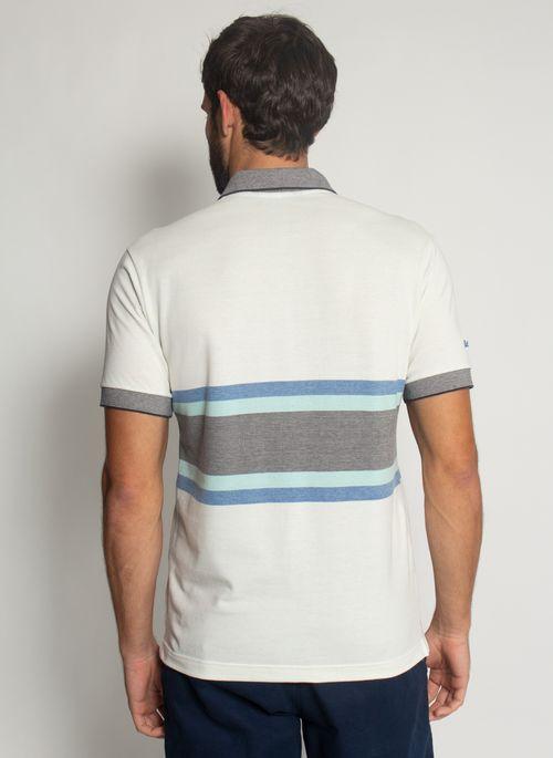 Camisa-Polo-Aleatory-Listrada-Piquet-Binado-Clap-Branca-Branco-M