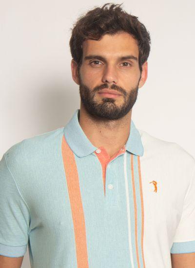 Camisa-Polo-Aleatory-Listrada-Piquet-Binado-Halo-Azul-Azul-P
