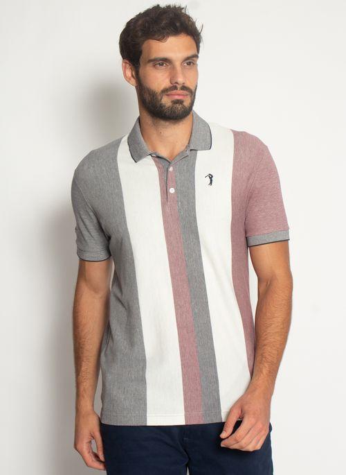 Camisa-Polo-Aleatory-Listrada-Piquet-Binado-Journey-Bordo-Bordo-M