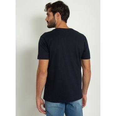 Camiseta-Aleatory-Estampada-Ribbon-Marinho-Azul-Marinho-P