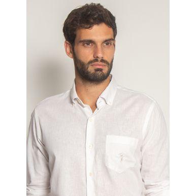 Camisa-Aleatory-Linho-Joy-Branca-Branco-P