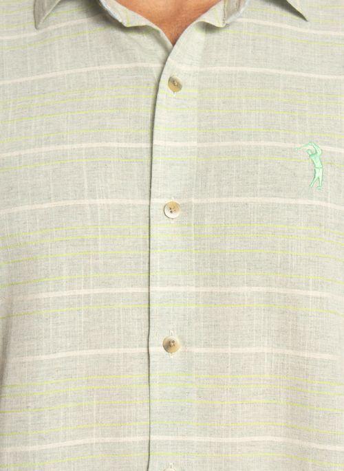 Camisa-Aleatory-Fresh-Manga-Curta-Listrada-Verde-Verde-P