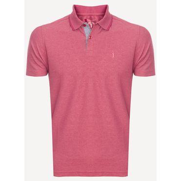 Camisa-Polo-Aleatory-Piquet-Hash-Rosa-Rosa-P