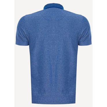 Camisa-Polo-Aleatory-Piquet-Hash-Azul-Azul-P